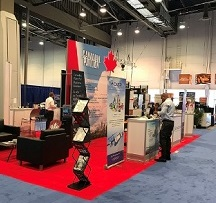 2018 Canadian Pavilion at NBAA-BACE